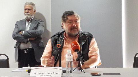 Otra disculpa de Jorge Hank, ahora a Lupita Jones