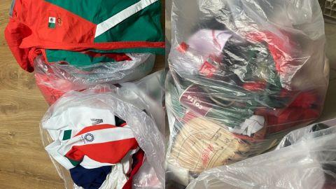 Serían expulsadas de selección: Jugadoras que tiraron su uniforme a la basura