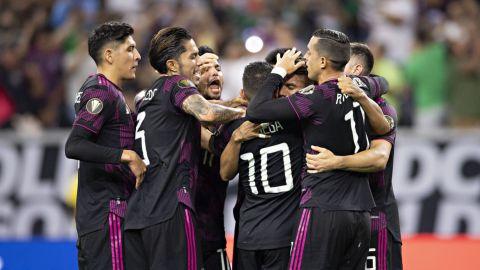 México derrota a Canadá y clasifica junto a Estados Unidos a final de Copa Oro