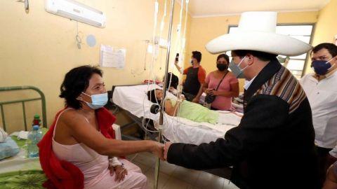 VIDEO: ¡Se abre la tierra! Sismo de magnitud 6.1 deja 40 heridos en Perú