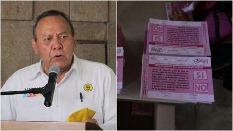 'Es una farsa'; PRD pide a la ciudadanía no participar en la consulta popular