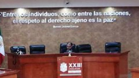 Presentan controversia constitucional contra municipalización del agua