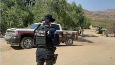 Tras la detención de 3 sicarios en Tecate, pararon los homicidios
