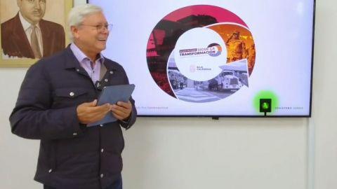 El Pueblo manda, pone y quita: Jaime Bonilla