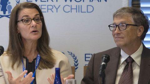 Bill Gates y Melinda French están oficialmente divorciados