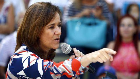 'Pedían 35 mil pesos', dice Margarita Zavala tras hackeo de su celular