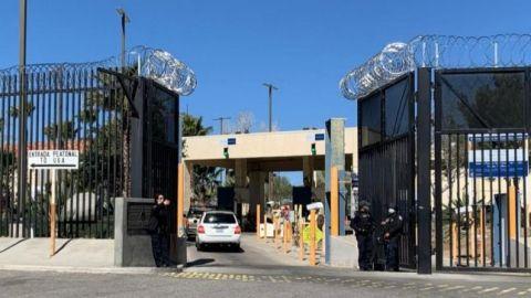 Buscan ampliar horario de la Aduana de Tecate