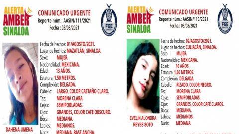 Desaparecen otras dos hermanas en Sinaloa