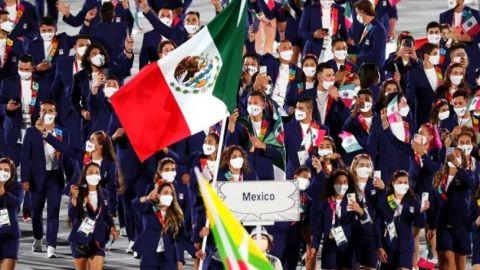 México, la delegación del ya merito en Tokio 2020