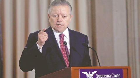 Arturo Zaldívar rechaza ampliación de mandato en la Corte
