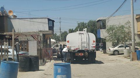 Tras protesta, CESPT soluciona problemática de falta de agua en Villas del Campo