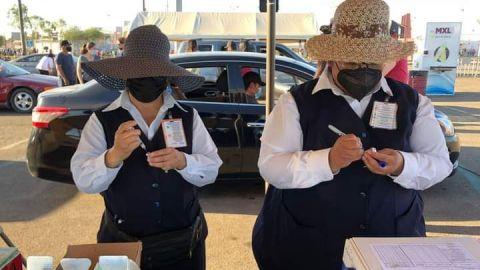 Continúa este sábado la vacunación a embarazadas en Tijuana con Pfizer