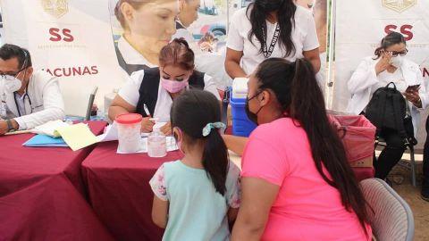 Este sábado, vacunación anti-covid 19 en Tijuana