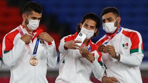 Con cuatro bronces, México termina su participación en los Juegos Olímpicos