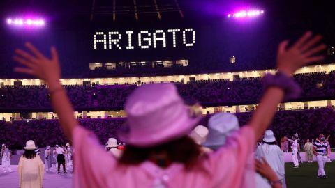 ¡El Estadio Olímpico se despide con un ARIGATO! A la espera de París 2024