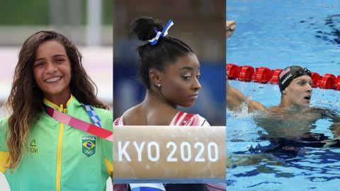 Los 15 momentos que marcaron los Juegos Olímpicos de Tokio 2020