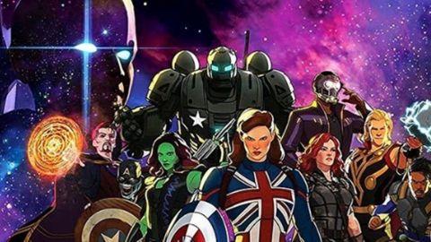 Marvel da un giro a las realidades de su Universo en ''What If..?''