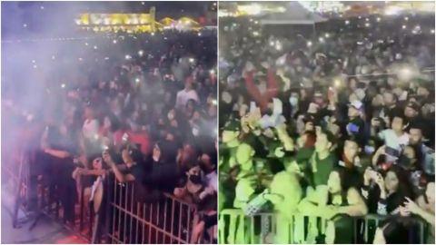 Quitan permisos para conciertos en Feria de Rosarito por no cumplir con medidas