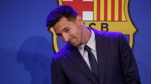 Reportan en España que el Barcelona hace un último intento por retener a Messi