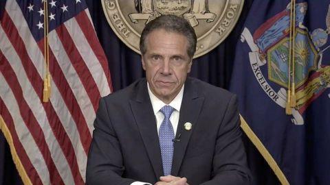 Andrew Cuomo renuncia a su cargo como gobernador de Nueva York