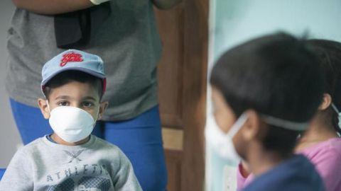 EE. UU. reporta un récord de hospitalizaciones de niños por Covid19