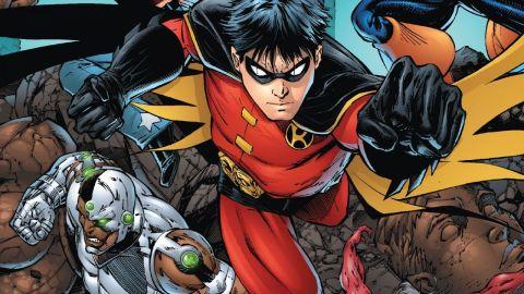 Robin se revela como bisexual en nuevo cómic de Batman