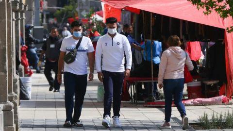 México rebasa los 3 millones de casos de coronavirus