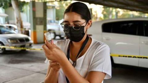 Continúa la vacunación de segunda dosis de Pfizer y Astra Zeneca en Tijuana