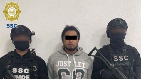 Cae líder de Los Benjas, responsable de triple feminicidio, entre otros delitos