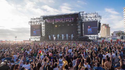 Mayoría de asistentes a Baja Beach en Rosarito serán estadounidenses