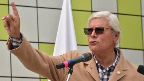 Bonilla pide al gobierno entrante sean congruentes en municipalizar el agua
