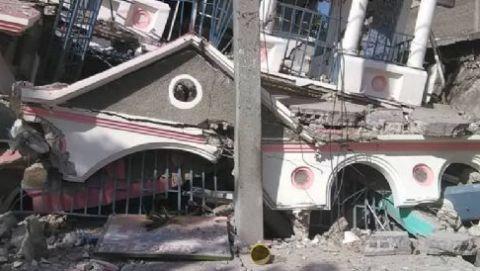 Aumentan a 724 los muertos y a más de 2 mil 800 los heridos por sismo en Haití