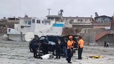 🎥 Turista muere tras desplomarse el planeador en el que viajaba