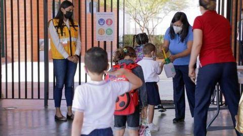 Escuelas que estarán impartiendo clases presenciales en Baja California