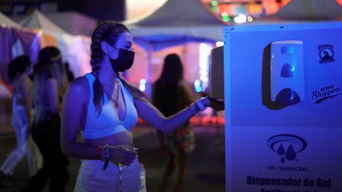 Asegura Baja Beach Fest 2021 cumplir con protocolos de salud