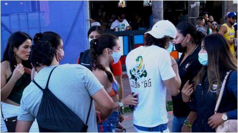 El Baja Beach Fest, un respiro para el comercio de Rosarito