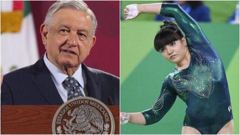 AMLO promete medalla para atletas que ocuparon cuarto lugar en Tokio 2020