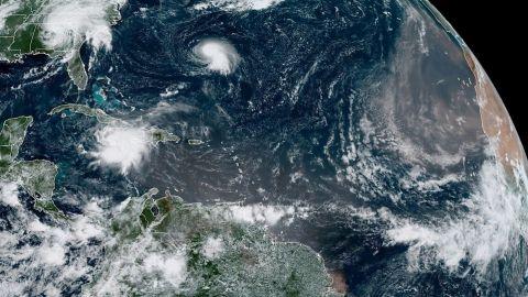 'Grace' se intensifica a huracán y Quintana Roo emite alerta amarilla