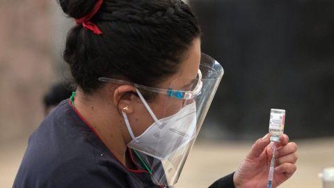 Vacunación este jueves en Baja California