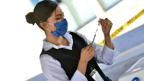 Este sábado continúa la vacunación en Tijuana con Sinovac y Astra Zeneca