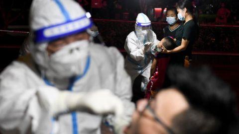 China frena variante Delta: cero casos por primera vez en un mes
