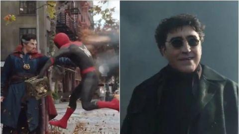 🎥 ¡Finalmente! Revelan primer avance de ''Spider-Man: No Way Home''