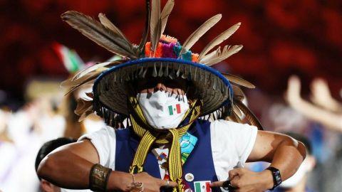 México desfila en los Paralímpicos con la mira puesta en las 300 medallas