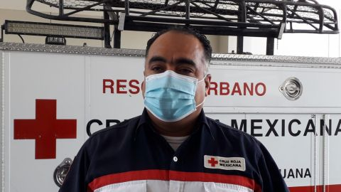 Incrementan emergencias por COVID-19 en Cruz Roja