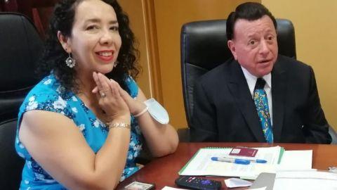 VIDEO: Es un proceso de revisión normal, Aracely Brown