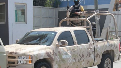 Aún con militares en Rosarito, asaltaron con violencia y robaron auto en el 2000