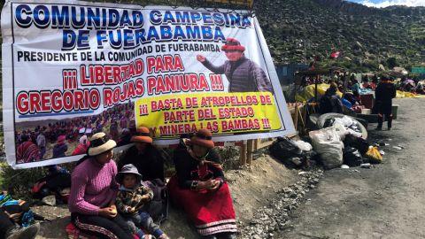 16 trabajadores de minera china en Perú mueren en accidente vehicular