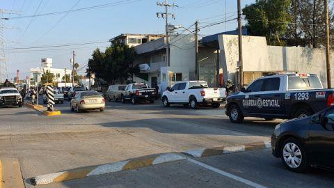 Ejército tumba a director de la policía en Rosarito