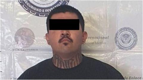 Cae en Rosarito presunto homicida buscado en Estados Unidos