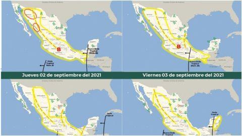 Seguirá clima templado en Ensenada